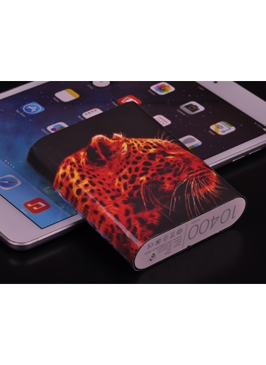 10400 mAh Full Desenli Powerbank-Qapak